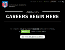 Tablet Preview of northlands.jobcorps.gov